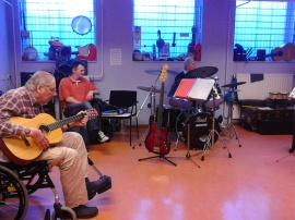 Alzheimer en muziek : de combinatie!